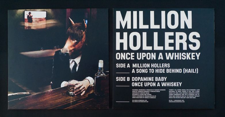 [COW] Million Hollers - Once Upon A Whiskey