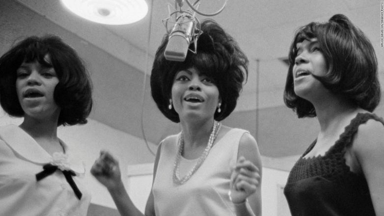 [Today In Music] The Supremes - Stop! In The Name Of Love