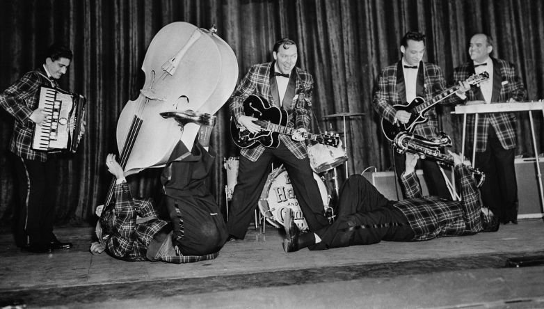 [Today In Music] Bill Haley - 09.02.1981
