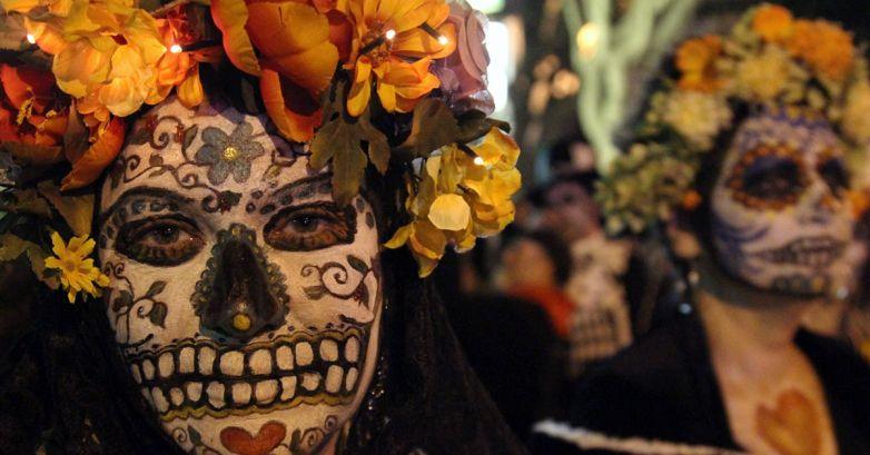 [COW] Antonio Rodríguez - Day of the Dead in México