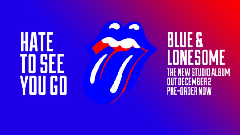 [New Track] The Rolling Stones – Hate To See You Go