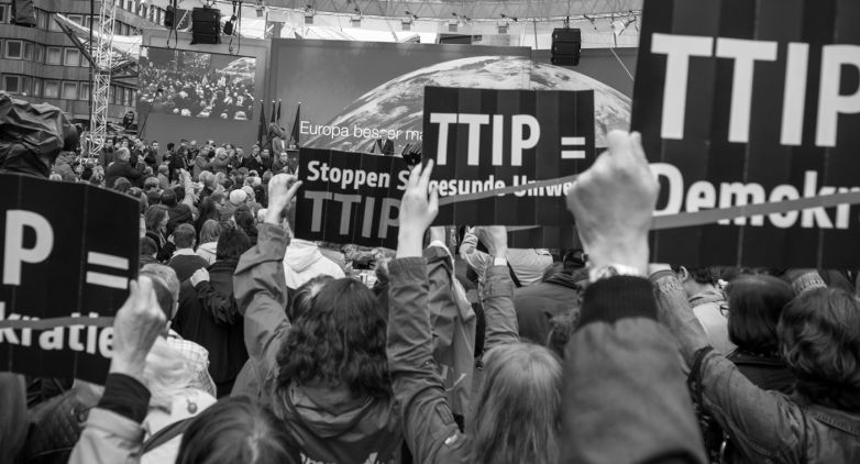 [COW] Falco - TTIP USA and Europe
