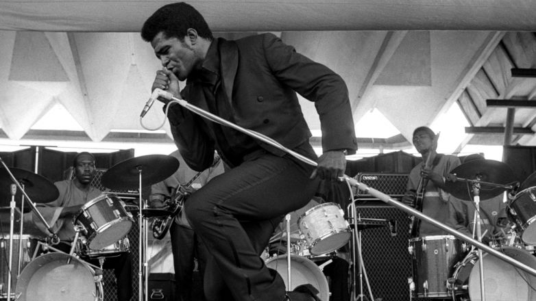 [Today In Music] James Brown - Papa's Got A Brand New Bag
